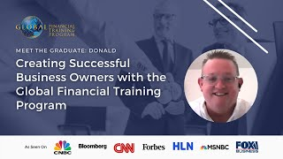 Global Financial Training Program Interview with Andy