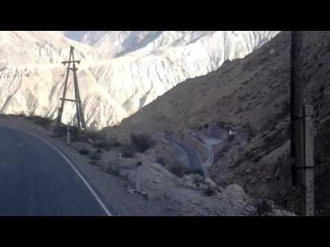 видео: Таджикистан высота 3378 перевал Шахристан