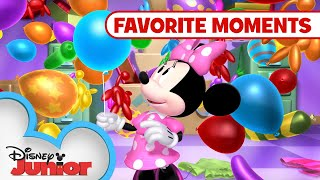 Bow-Toons Derleme! Bölüm 2 | Minnie'nin Bow-Toons | Disney Junior