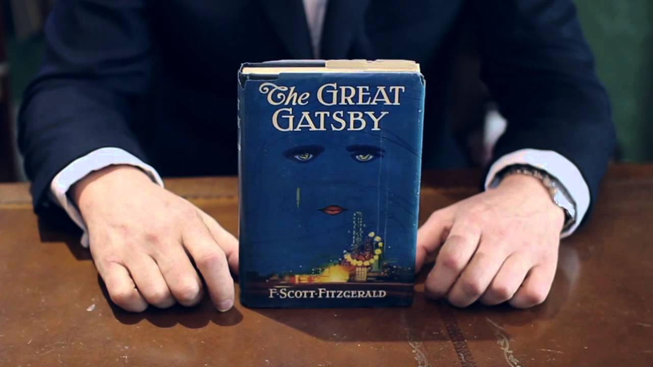 dust in the great gatsby Dust and dreams the great gatsby - download as pdf file (pdf), text file (txt) or read online scribd is the world's largest social reading and publishing site search search.