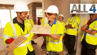 Guy Martin Meets The Teenagers Building Britain's Houses! | Guy Martin: Building Britain