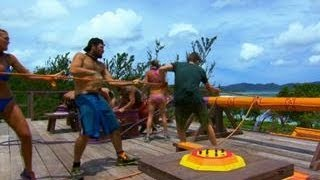 Survivor: Cagayan - Reward Challenge:  Rise and Shine