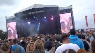 Nicky Romero - CREAMFIELDS 2012 (north stage) - Block rocking beats