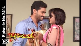 Manasu Mamata | 4th October 2018 | Full Episode No 2404 | ETV Telugu