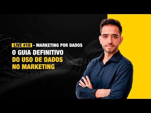 Aula #10 - O guia definitivo do uso de dados no Marketing