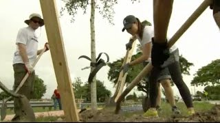 Bacardi Beautifies South Florida With Tree Planting Initiative
