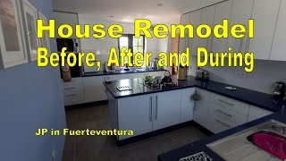 Our House Remodel - Before and After
