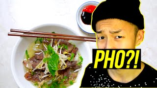HOW TO EAT PHO PROPERLY? (VIETNAMESE BEEF NOODLE SOUP)