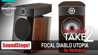 Focal Diablo Utopia Colour Evo Loudspeaker Review (Take 2, Ep:16)