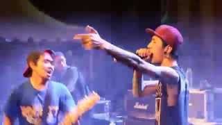 Rocket Rockers - Awal Dari Cerita feat Anggi ( Revenge The Fate ) at Heyho Fest 2015