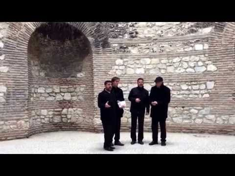 Croatian A Capella (Klapa Music, Split, Croatia)