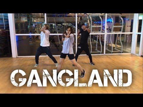 YOUNG T & BUGSEY feat. BELLY SQUAD - Gangland | Choreography by Coery Sik