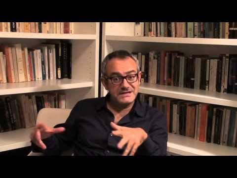 Emmanuel Grand about Terminus Belz - Ed. Liana Levi.