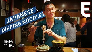 Cold-Dipped Soba Noodles Are A Refreshing Alternative to Ramen  — Dining on a Dime