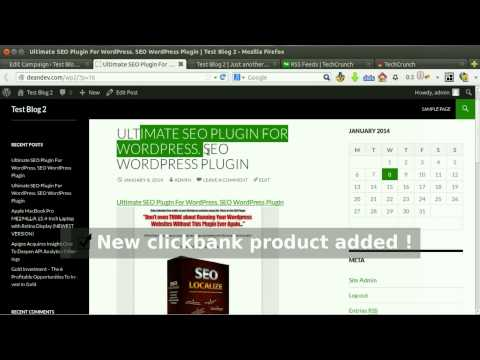 Wordpress Automatic plugin v3