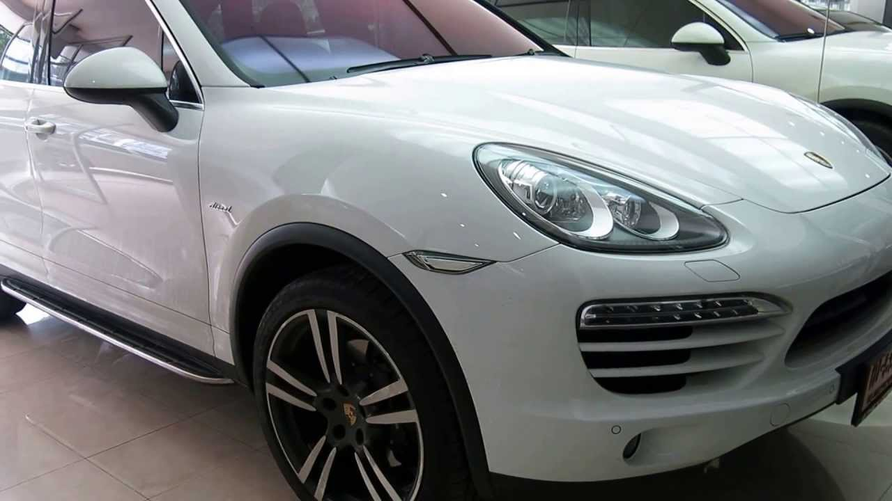 Porsche cayenne side step gworld world accessories auto parts youtube