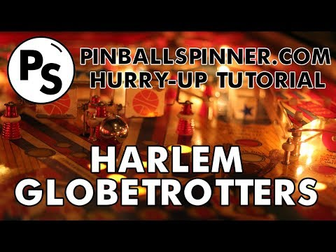 Bally's Harlem Globetrotters - Hurry-Up Tutorial
