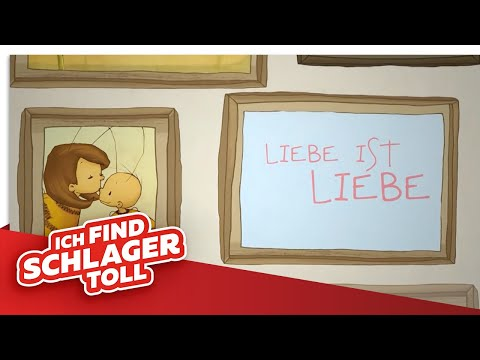Maite Kelly - Liebe ist Liebe (Lyric Video)
