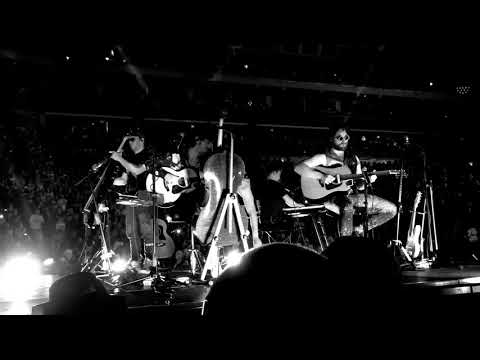 Imagine Dragons - I Bet My Life (Acoustic from B stage), Prague - 16. 4. 2018