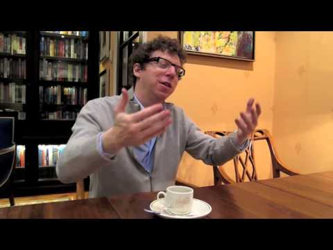 """Arnon Grünberg spricht über """"Der jüdische Messias"""""""