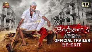 KANCHANA 3 - Official Trailer 2  |Raghava Lawrence |SUN  PICTURES|Promo |Editorcut |oviya |Review