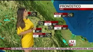 Marilú Kaufman nos da el clima para hoy 24 de Julio
