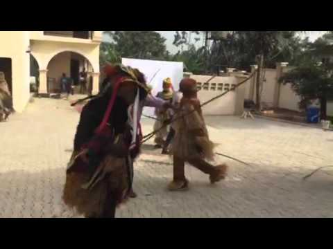 Mmonwu (Masquerade) of Enugwu-Ukwu people of Anambra state, Nigeria