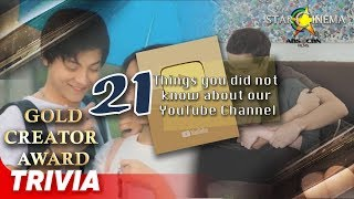TOP 21 FACTS About Star Cinema's YouTube Channel