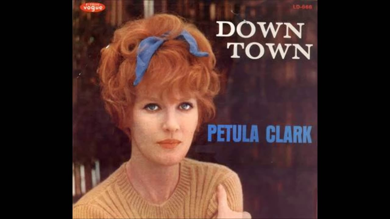 Watch Petula Clark video