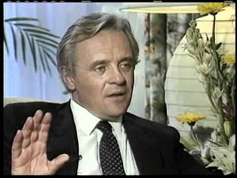 Jim Ferguson Interviews Anthony Hopkins for Silence of the Lambs