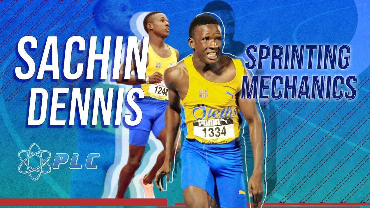 Sachin Dennis Sprint Breakdown | The Fastest 14 Year Old in the World