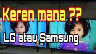 Compare Smart TV LED Samsung 43J5202 vs LG 43UJ632