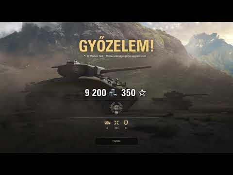 World Of Tanks - Végigjátszás - 1.rész - Unicumból Tomatová! HUN MAGYARUL letöltés
