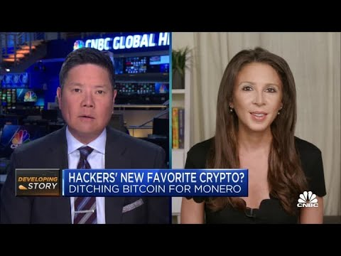 Why some hackers are ditching bitcoin for a cryptocurrency called monero