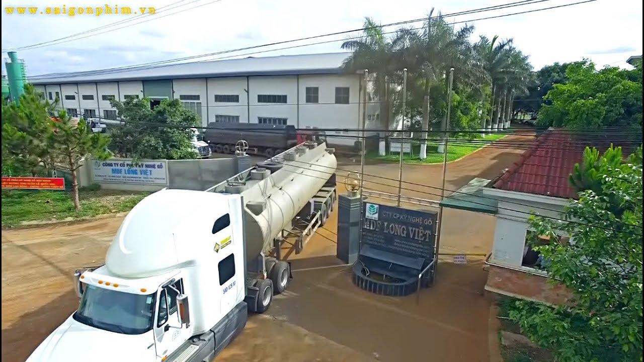 Quay phim giới thiệu doanh nghiệp Công ty gỗ MDF BISON -PDn045