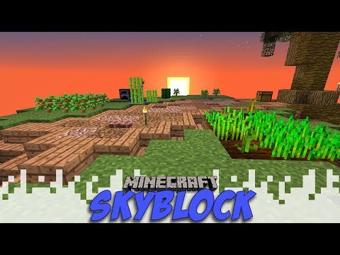 I Have No Idea What I'm Doing - Skyblock - EP01 (Minecraft)