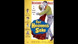 For Heaven's Sake 1950) Trailer