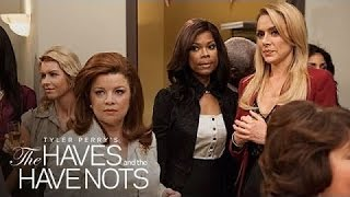 Candace Corners the Cryers | The Haves and the Have Nots | Oprah Winfrey Network