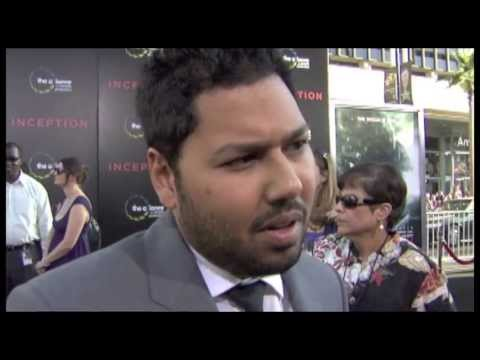 Dileep Rao Interview - Inception