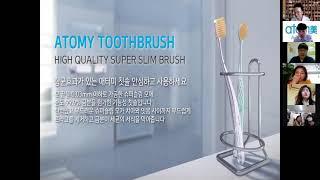 애터미 치약&칫솔 김설빈 사장님