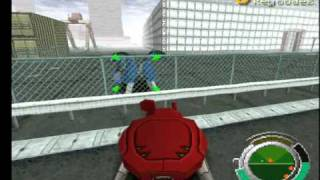 Ghost in the Shell PS1 Walkthrough part 1