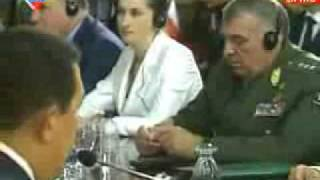 Chávez a Abjasia y Osetia del Sur: Venezuela está con ustedes para construir un mundo nuevo 2/2