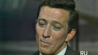 Andy Williams  - Moon River 1960s performance