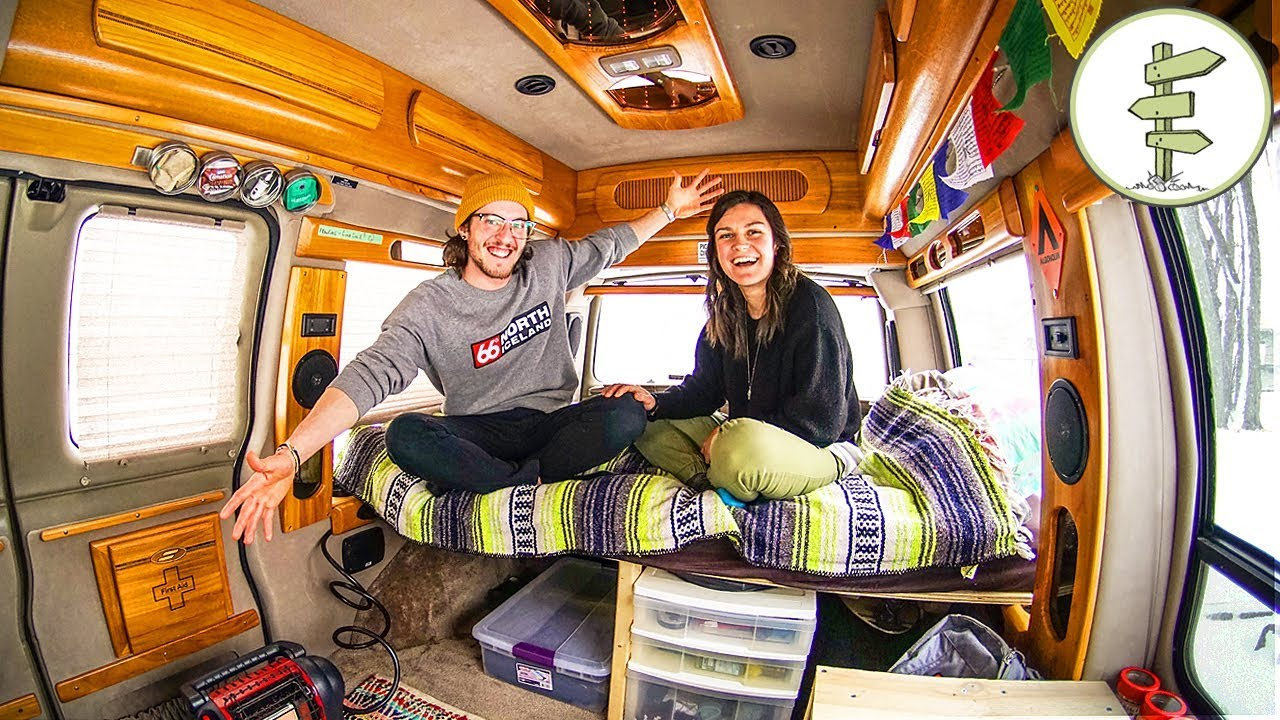 Couple Starts Van Life After Quitting Their Jobs