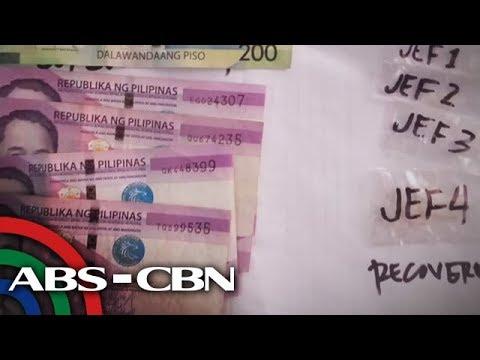 TV Patrol: Drug pusher, runner timbog sa buy-bust sa Antipolo