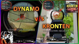 Dynamo V/S Kronten || Most Intense Game Ever || Highlight #4