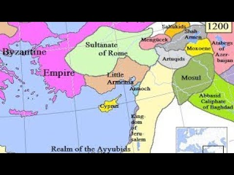 The Seljuk Sultanate Of Rum Seeds Of The Ottoman Empire