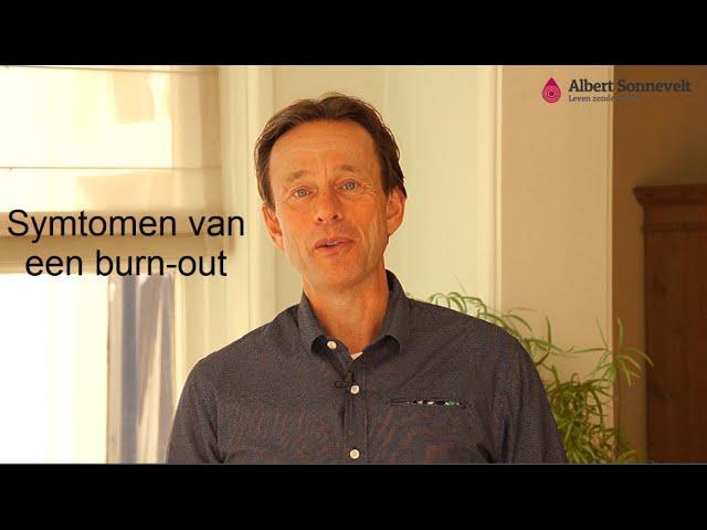Wat zijn de symtomen van een burn-out?