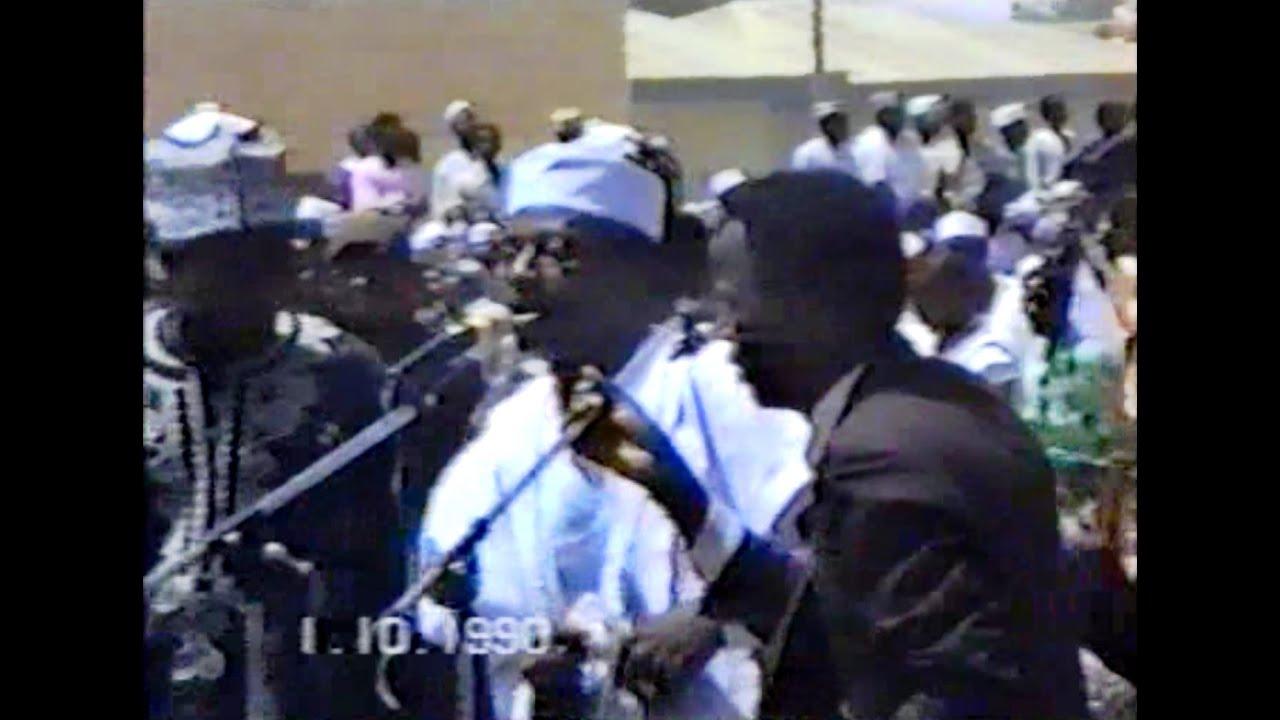Download ALHAJI SHEHU AJILO A BIKIN GANI DAURA 1990