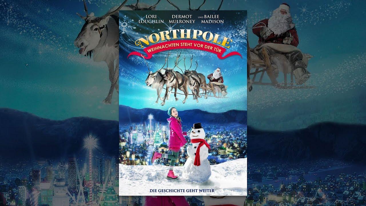 Northpole Weihnachten Steht Vor Der Tür